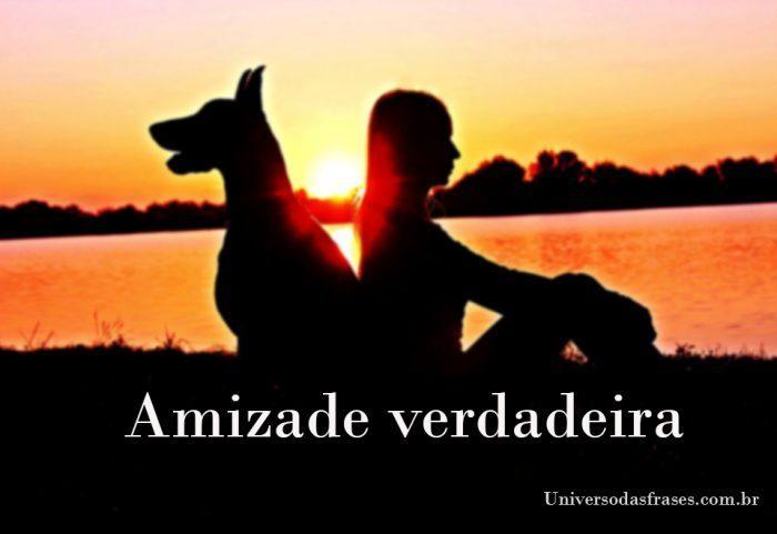 Amizade Verdadeira!