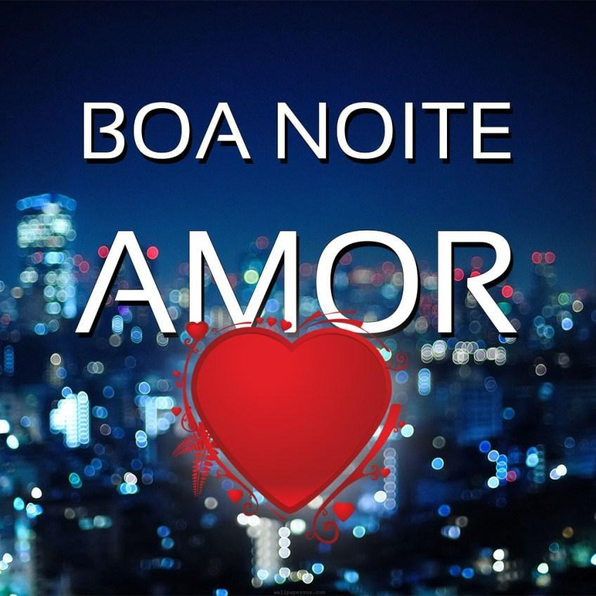 Boa Noite Amor!